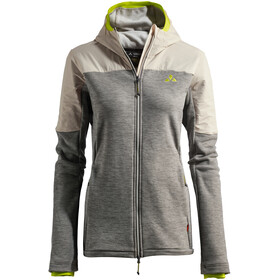 VAUDE Green Core Fleece Jacke Damen moondust